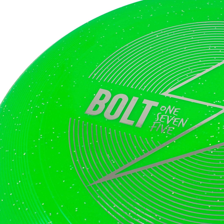 Cinq Couleurs UV Disponibles! Fant/ôme Chatoyant BOLT OneSevenFive Ultimate Frisbee Flying Disc