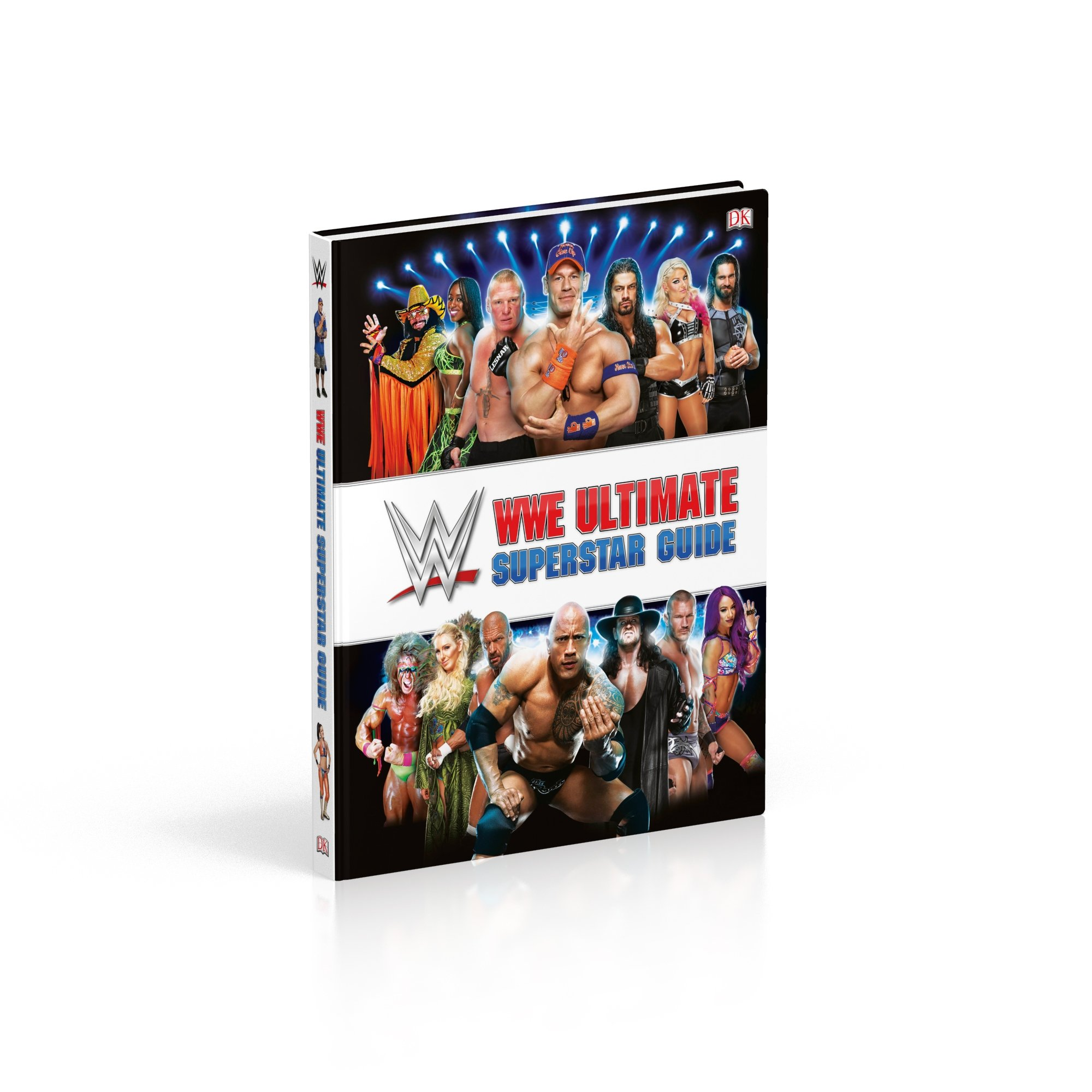 Wwe Ultimate Superstar Guide, 2nd Edition: Amazon.es: Jake ...