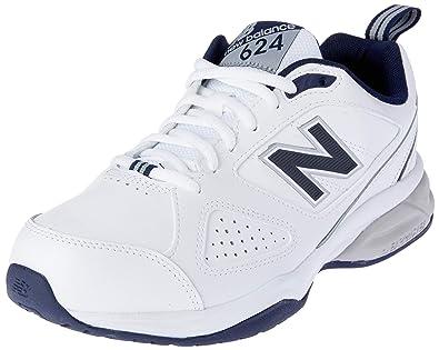 new balance white hombre