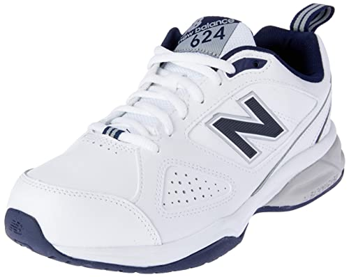 4336d84703b New Balance Men's 624 Fitness Shoes: Amazon.co.uk: Shoes & Bags