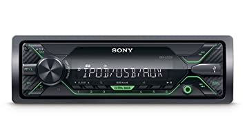 Sony DSX-A212UI MP3 Autoradio (mit Extrabass, USB, AUX Anschluss und ...