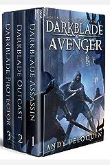 Darkblade Avenger: A Dark Epic Fantasy Adventure (Defenders of Legend Box Set Book 1) Kindle Edition