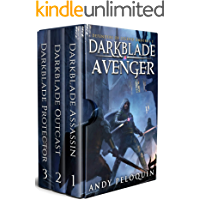 Darkblade Avenger : A Dark Epic Fantasy Adventure (Defenders of Legend Omnibus Book 1)