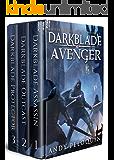 Darkblade Avenger: A Dark Epic Fantasy Adventure (Defenders of Legend Box Set Book 1)