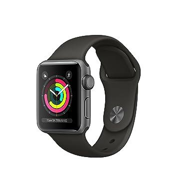 237c714f81a5 Apple Watch Series 3 OLED GPS (satélite)  Amazon.es  Electrónica
