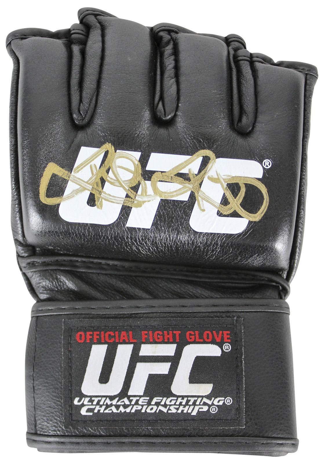 Ronda Rousey Signed UFC Official Fight Glove Fanatics COA #A310363 Fanatics Authentic Certified Autographed UFC Gloves