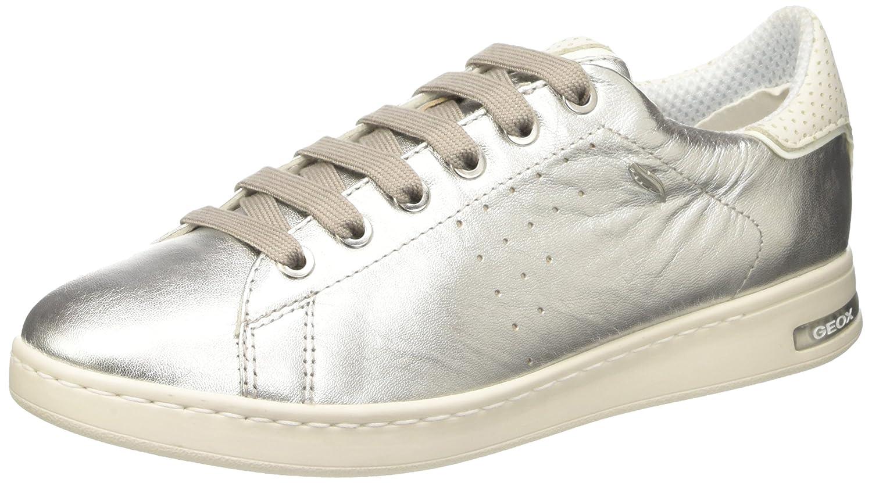 Geox D Jaysen A - Zapatillas para Mujer 38 EU|- Argento
