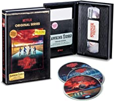 Stranger Things Season 2 Blu-Ray and DVD Collector's Edition with Collectible Photos