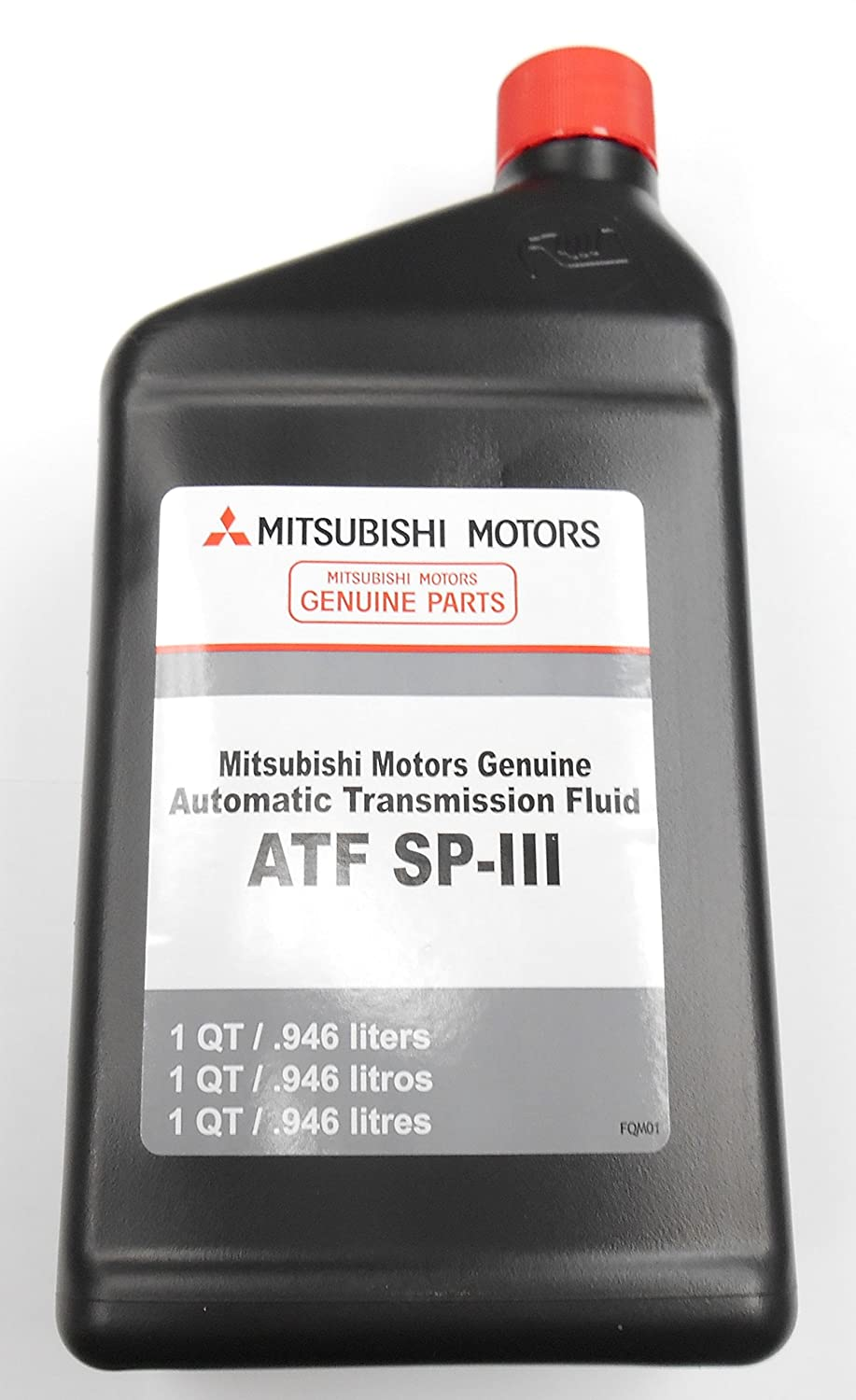 Amazon.com: Genuine Mitsubishi Diaqueen SPIII SP3 Transmission Fluid - 5  Quarts - MZ320200 Lancer Diamante Eclipse Galant Endeaver Mirage Montero  Montero ...