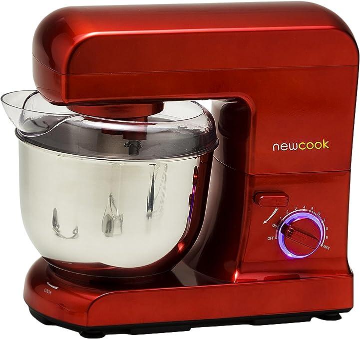 NEWCHEF Robot De Cocina Newcook NL549: Amazon.es: Hogar