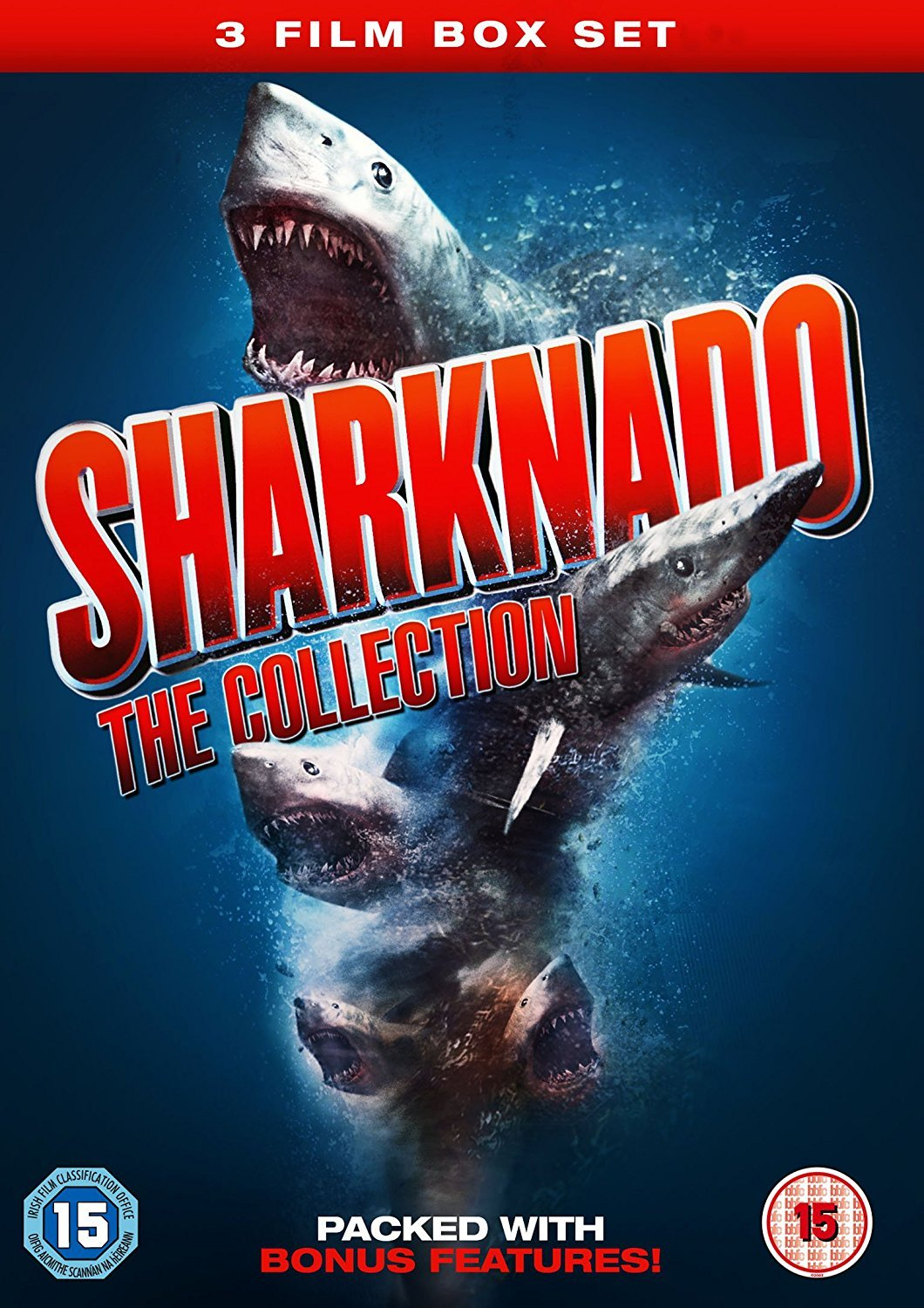 Sharknado Collection 1-3 Boxset [Reino Unido] [DVD]: Amazon.es ...