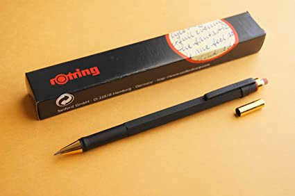 Black Rotring 600 Mechanical Pencil 0.5 mm
