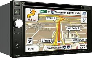 Jensen VX7020 6.2in LCD Multimedia Double Din Receiver (Renewed)
