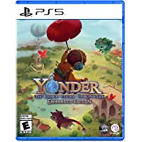 Yonder: The Cloud Catcher Chronicles Enhanced Edition - PlayStation 5 Enhanced Edition