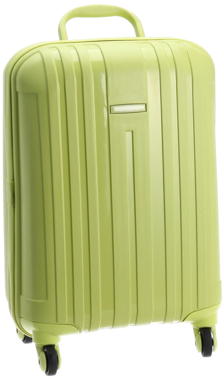 [サンコー] SIGNER PP スーツケース ソラーレ 小型 ポリプロピレン 容量34L 縦サイズ55cm 重量3.4kg SOPP-50 B005SAMCE4 ライトグリーン ライトグリーン