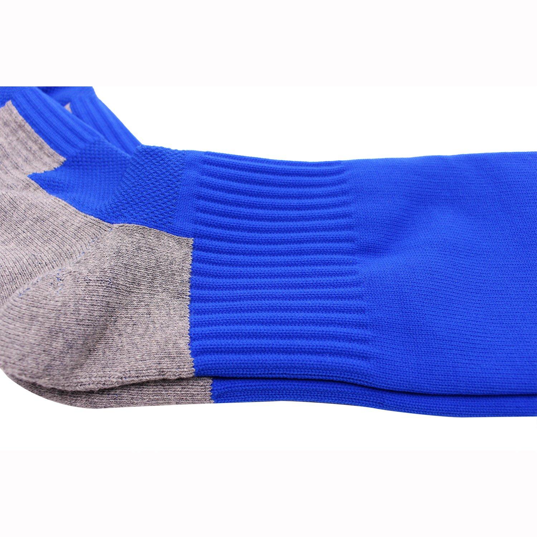 1 Pair Mens Durable Comfortable Knee High Sports Socks Size 6-9 LAMS1604001