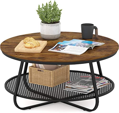 Teraves Industrial Coffee Table