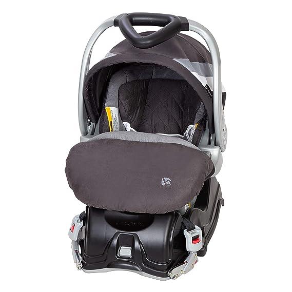Baby Trend Flex Loc Infant Baby Car Seat Belt Straps Harness Chest Clip Black