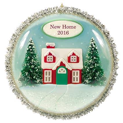 hallmark keepsake 2016 new home - Hallmark Christmas Home Decor