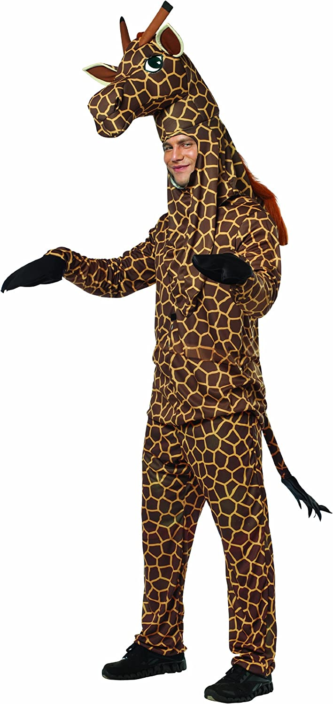 Giraffe - Disfraz de jirafa para hombre, talla única (213537 ...