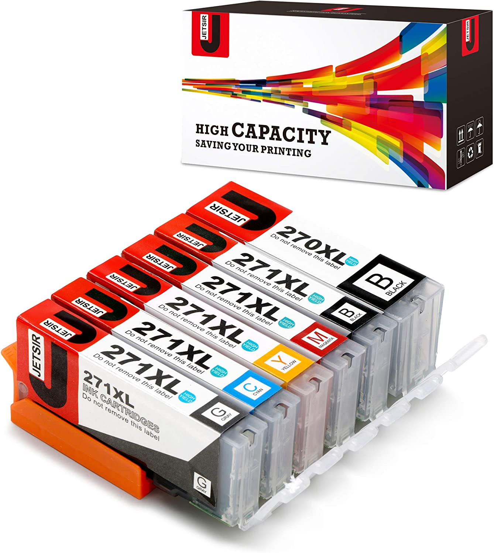 36 PK Printer Ink Cartridges use for Canon PGI-270 CLI-271 TS8020 TS9020 MG7720