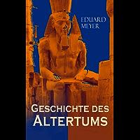 Geschichte des Altertums: Gesamtausgabe in 5 Bänden