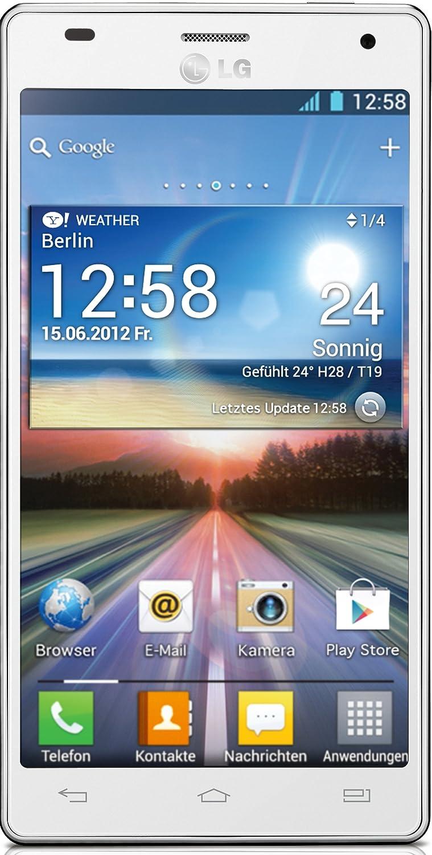 LG Optimus 4X HD (P880) - Smartphone libre (pantalla táctil de 4,7 ...
