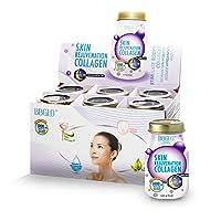 BBGLO® Skin Rejuvenation Collagen Drink - Anti Aging Complex, 2.4 fl. Oz (6 Bottles...