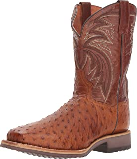 214270aeb60 Amazon.com   Dan Post Men's Chandler Western Boot   Western