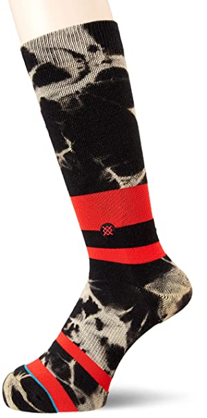 Stance Hombres Calcetines NBA On Court Collection Bulls Acid Wash ...