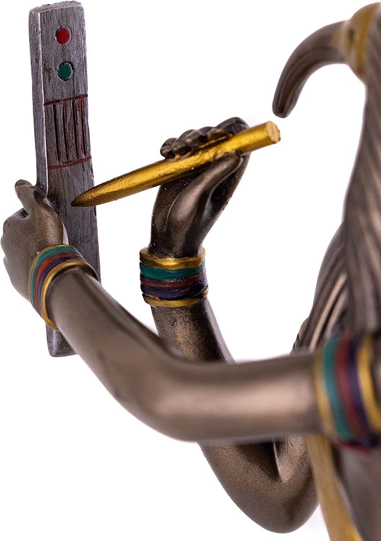 Egyptian God of Knowledge /& Wisdom Statue Figurine Thoth