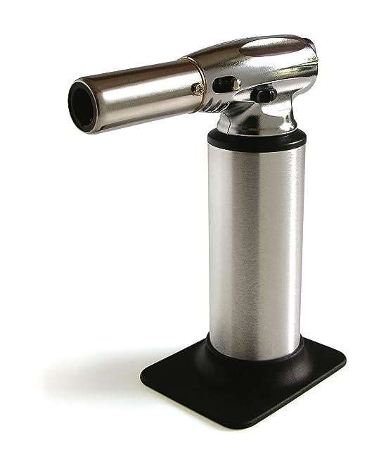 24 opinioni per Mastrad F46250, Torcia da cottura Version Prox in acciaio inox