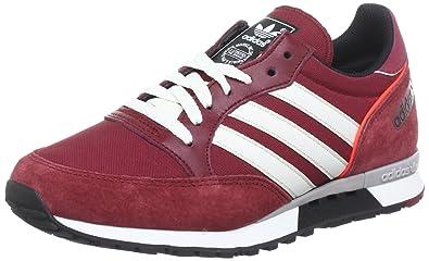adidas Originals Phantom Q23421, Herren Sneaker, Rot (CARDINAL   WHITE  VAPOUR S11   a533e0c3bc
