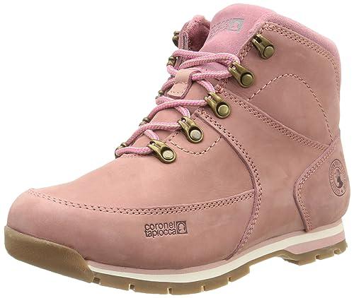 Zapatos rosas Coronel Tapioca para mujer Comprar la mejor venta barata oOkMRhiC