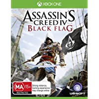 ASSASSIN'S CREED 4 BLACK FLAG GREATEST HITS ANZ XBOX ONE