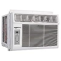 AmazonBasics Window-Mounted Air Conditioner 10000 BTU