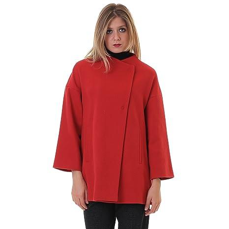 EMME Marella Virtus abrigo 002, rojo