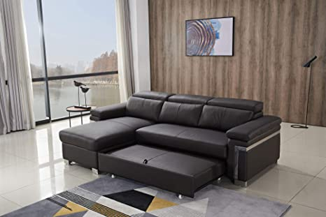 Amazon.com: FUNRELAX Sectional Sofas Set L Shaped Living ...