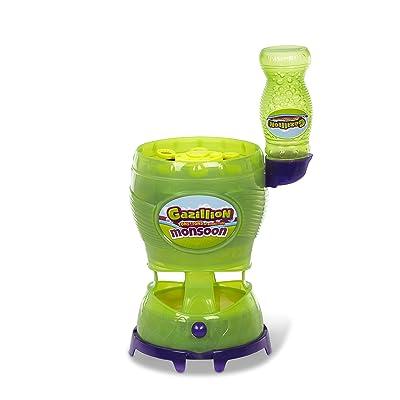 Gazillion 36194 Monsoon Bubble Machine, Multi: Toys & Games