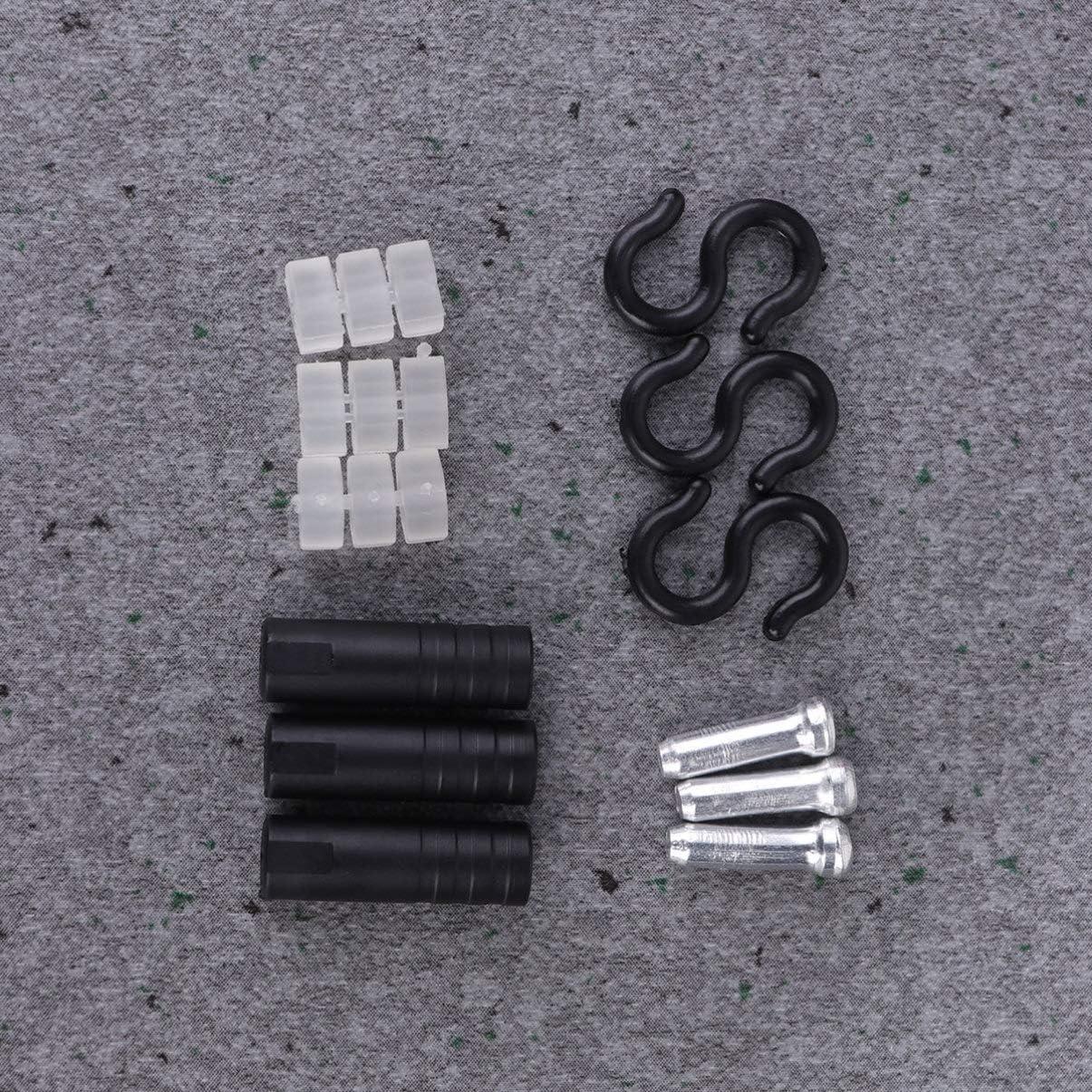 BESPORTBLE 1 Satz rennrad Fahrrad bremsumwerfer Kabel Rohr Variable Geschwindigkeit schaltbremsseil Fixed Gear fahrradbremsleitung