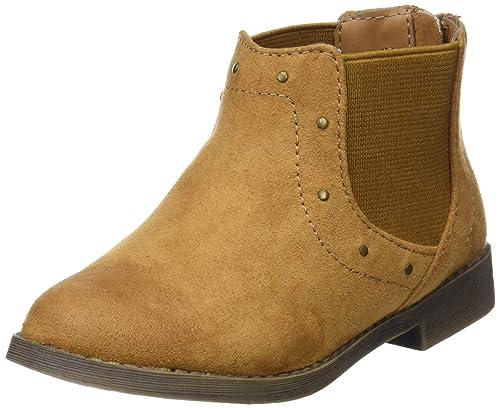 Zippy Bota Chelsea, Botas Mocasines para Niñas: Amazon.es: Zapatos y complementos