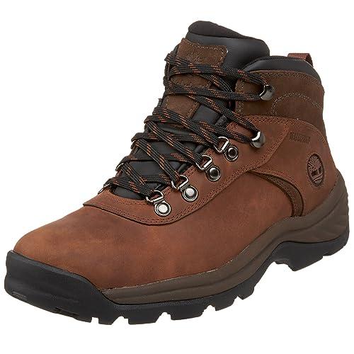 2e130e1fe9c Amazon.com | Timberland Men's 18146 Flume Mid Waterproof Hiking Boot ...
