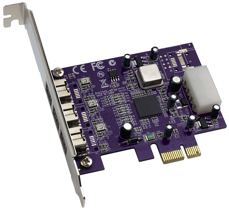 Sonnet FW800-E Allegro FireWire 800 PCIe: Amazon.de: Computer & Zubehör