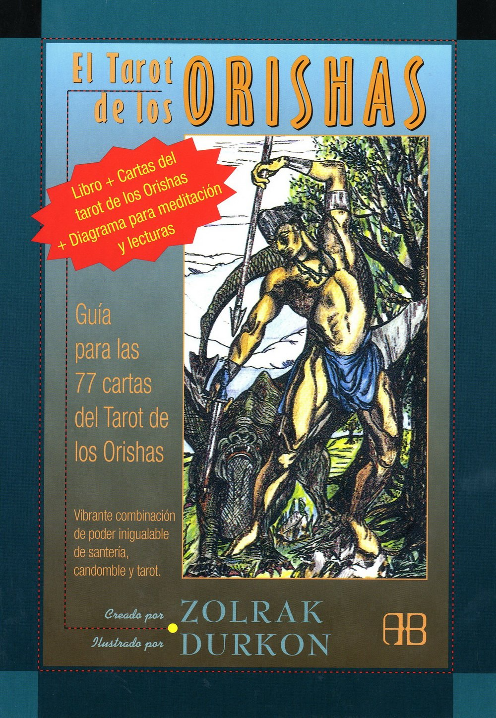 El tarot de los orishas/ The Tarot of the Orishas (Spanish ...