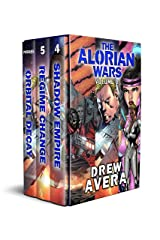 THE ALORIAN WARS: VOLUME II: BOOKS 4, 5, and Prequel Kindle Edition
