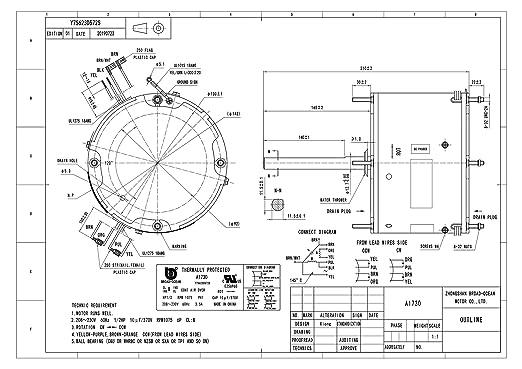 Fasco Er Motor Wiring Diagram