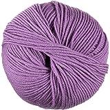 DMC Woolly Yarn colour 063, Purple