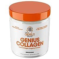 Collagen Peptides Powder - Hydrolyzed Collagen Protein Powder, Grass Fed for Hair...