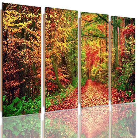 Feeby Frames 4 Picture Multi Panel:, print, picture, wall art, Deco ...