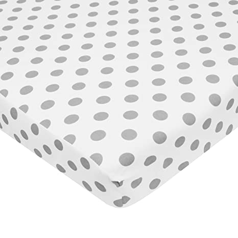 Amazon.com : American Baby Company 100% Cotton Percale Fitted ...